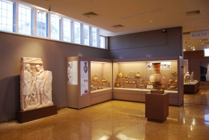 Αrchaeological Museum of Brauron