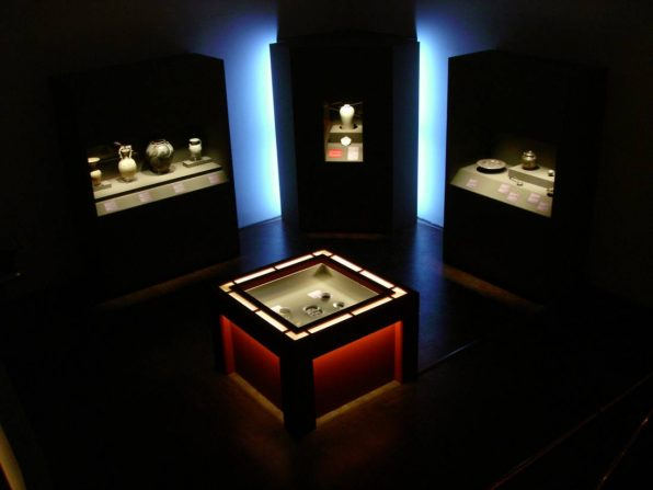 Tang exhibition of the Byzantine Museum