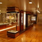 Specially designed showcases