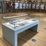 Showcase of the National Library of Greece