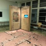 "Exhibition ""Cracks in History"" at the University of Heidelberg"