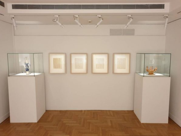 Exhibition of Cycladic Art Museum «Picasso and Antiquity. Line and Clay »